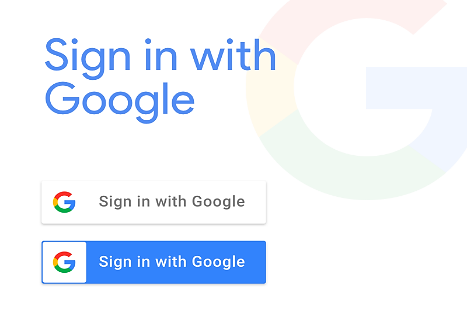 Sign in Google